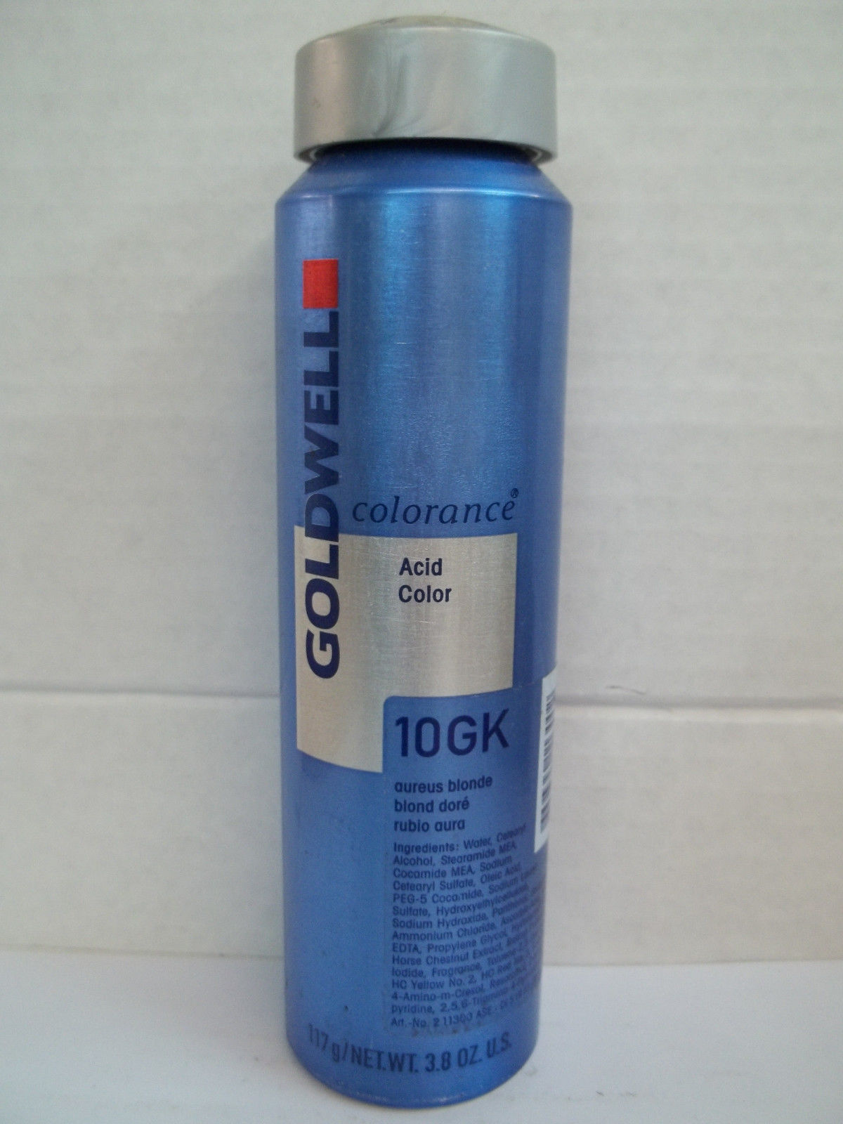 Goldwell Colorance Hair Color Canister Demi Permanent Professional