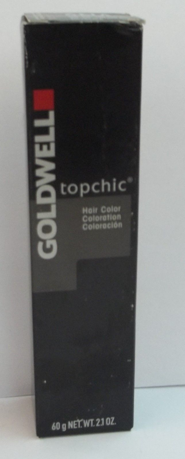 Original Pkg Goldwell Topchic Permanent Hair Coloralso Mixes